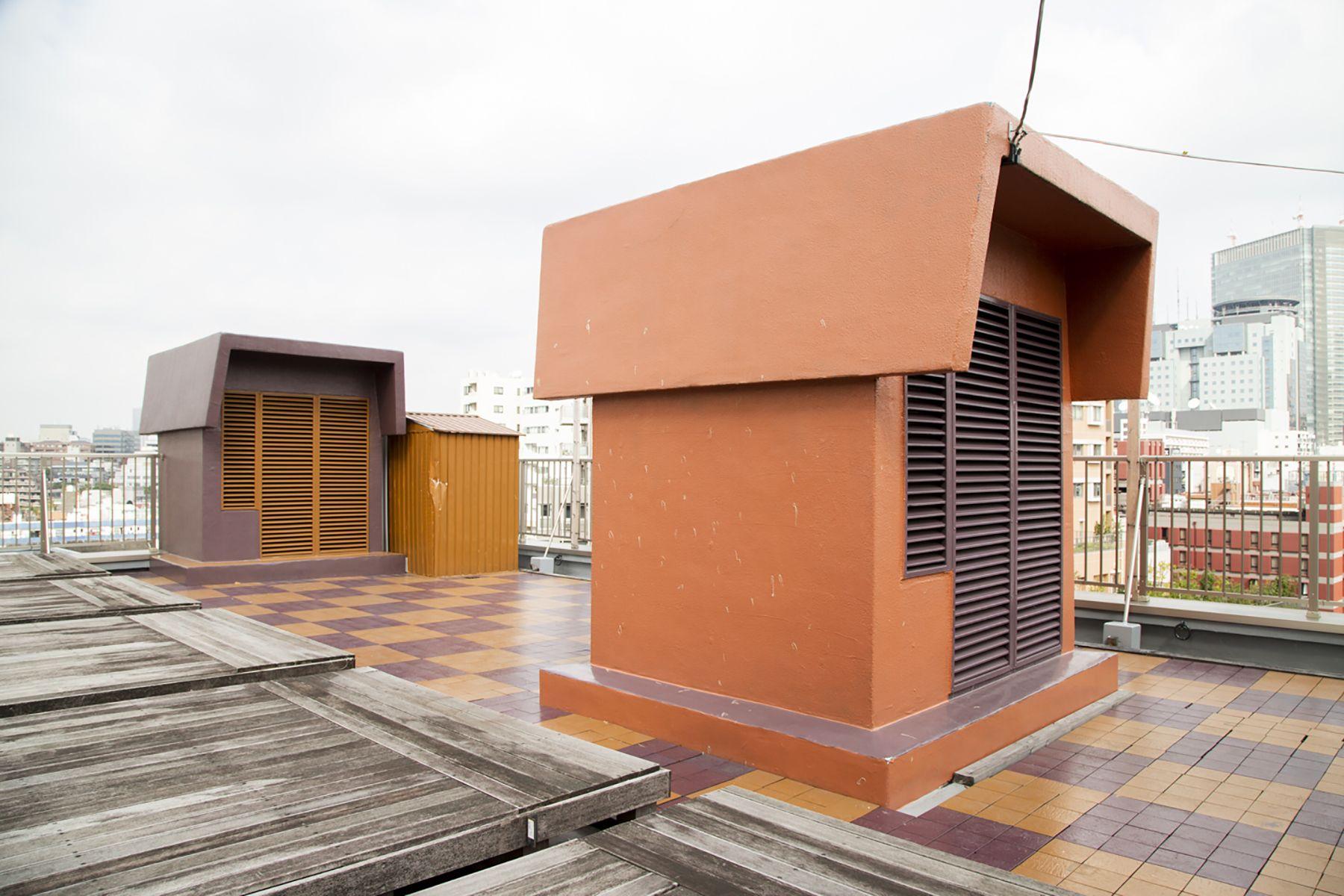 TOKYO CHAPTER (トウキョウチャプター)rooftop