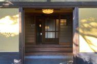 THE SALON 上用賀名主邸 (ザ サロン 上用賀名主邸):玄関