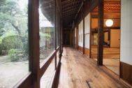 THE SALON 上用賀名主邸 (ザ サロン 上用賀名主邸):廊下・縁側