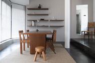Laiton galleyspace & studio (レトン):ミニマムでシンプルな空間