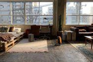 旧海岸第四スタジオ:直射も入る