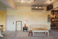 OKINAWA Rycom Studio (沖縄ライカムスタジオ):白の漆喰壁