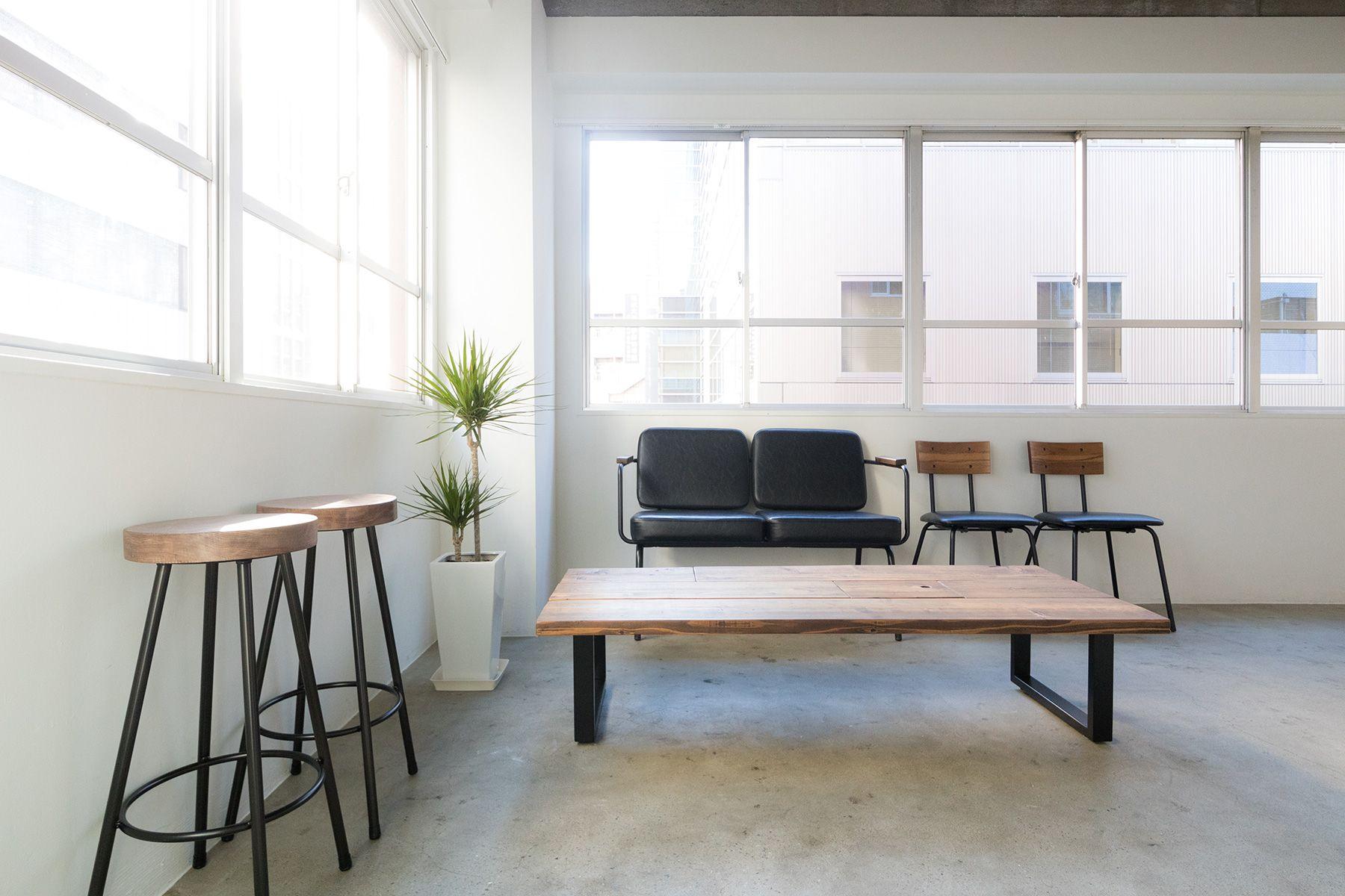Studio Serato 水道橋 (スタジオセラート水道橋)撮影の良いアクセントとなる家具