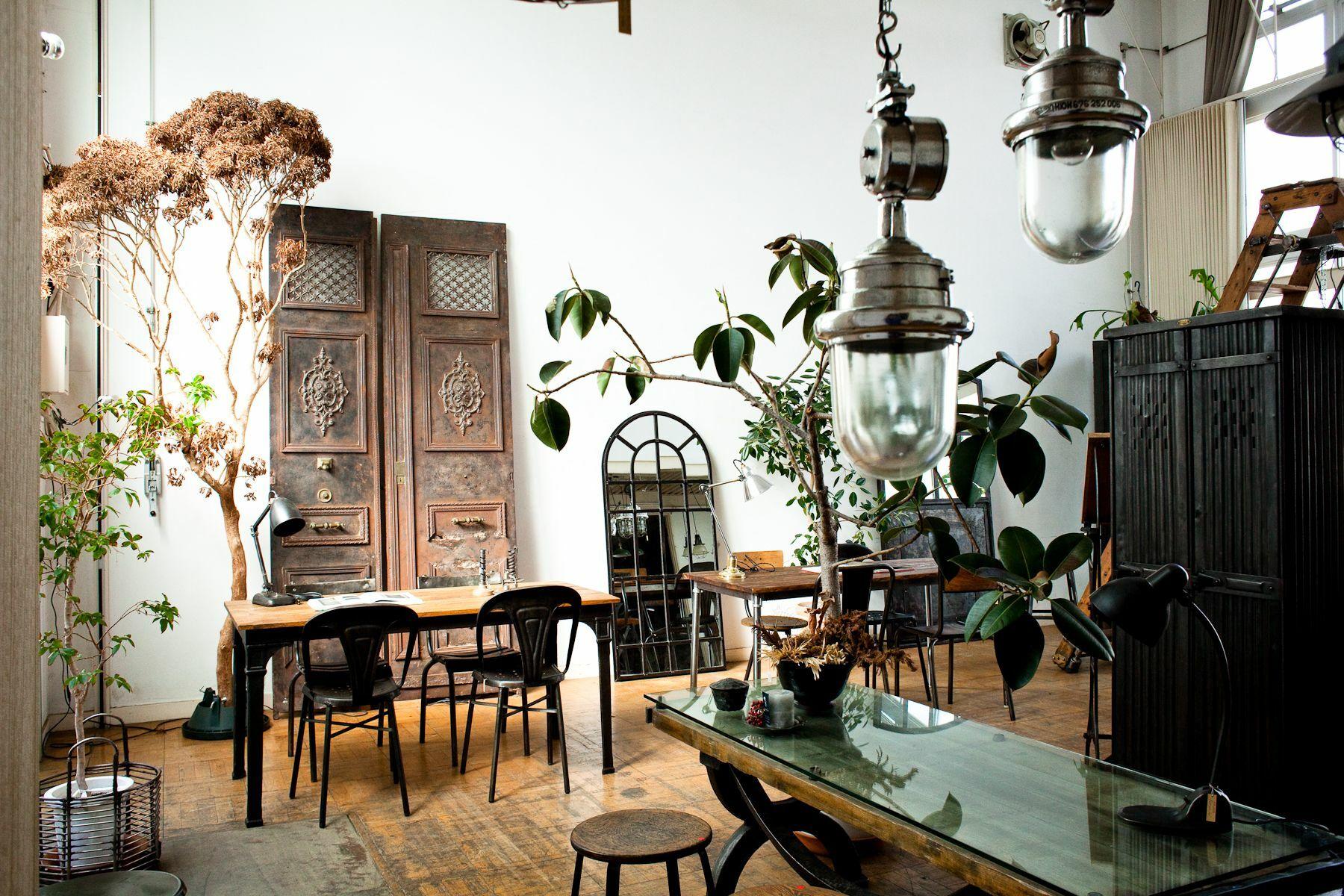 世田谷Atelier(アトリエ)-Studio Licorneマネージメントスペース-家具展示スペース-7