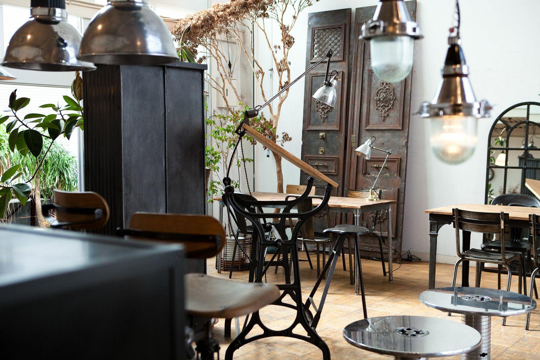 世田谷Atelier(アトリエ)-Studio Licorneマネージメントスペース-家具展示スペース-8