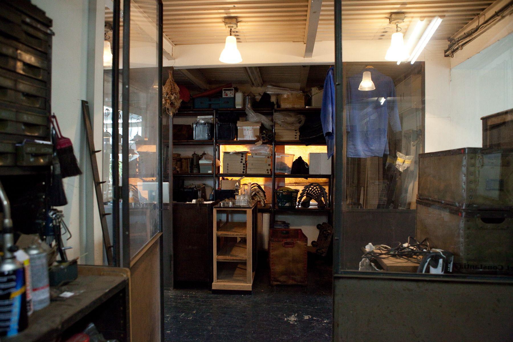 世田谷Atelier(アトリエ)-Studio Licorneマネージメントスペース-工房-2
