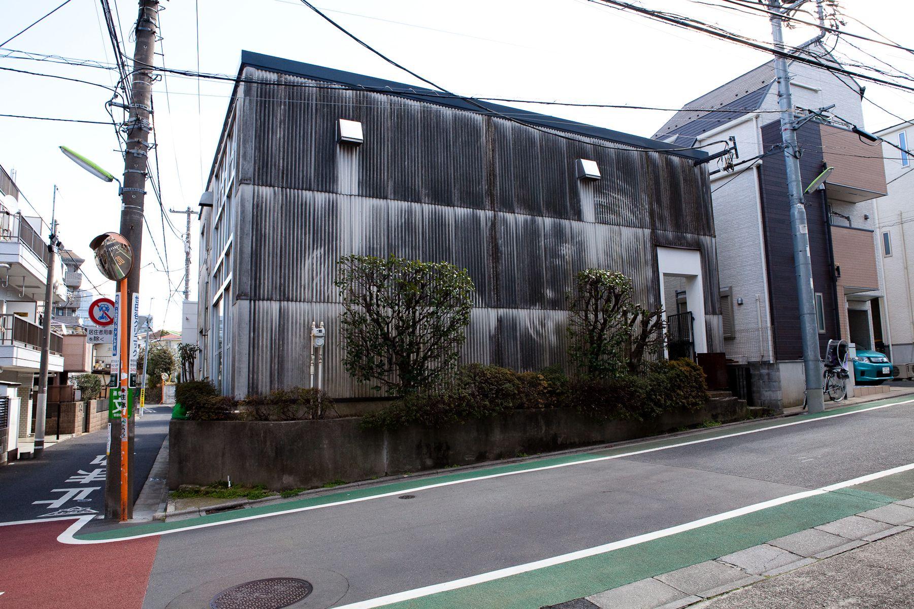 世田谷Atelier(アトリエ)-Studio Licorneマネージメントスペース-外観
