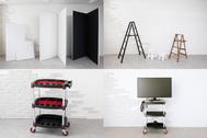 STUDIO TWOBEE  (スタジオ トゥービー):ストロボ/定常光/大型モニター