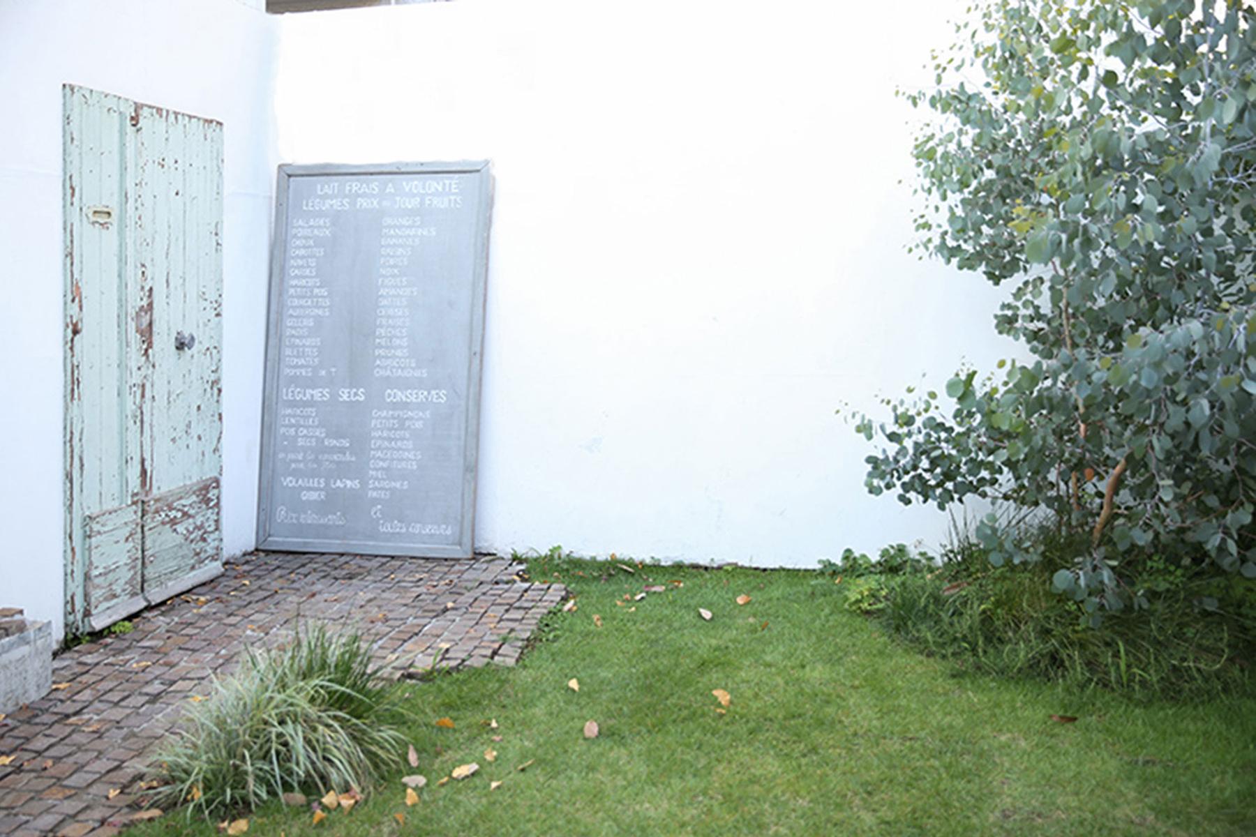 studio douz(ドゥーズ)目黒碑文谷光の差し込む側道
