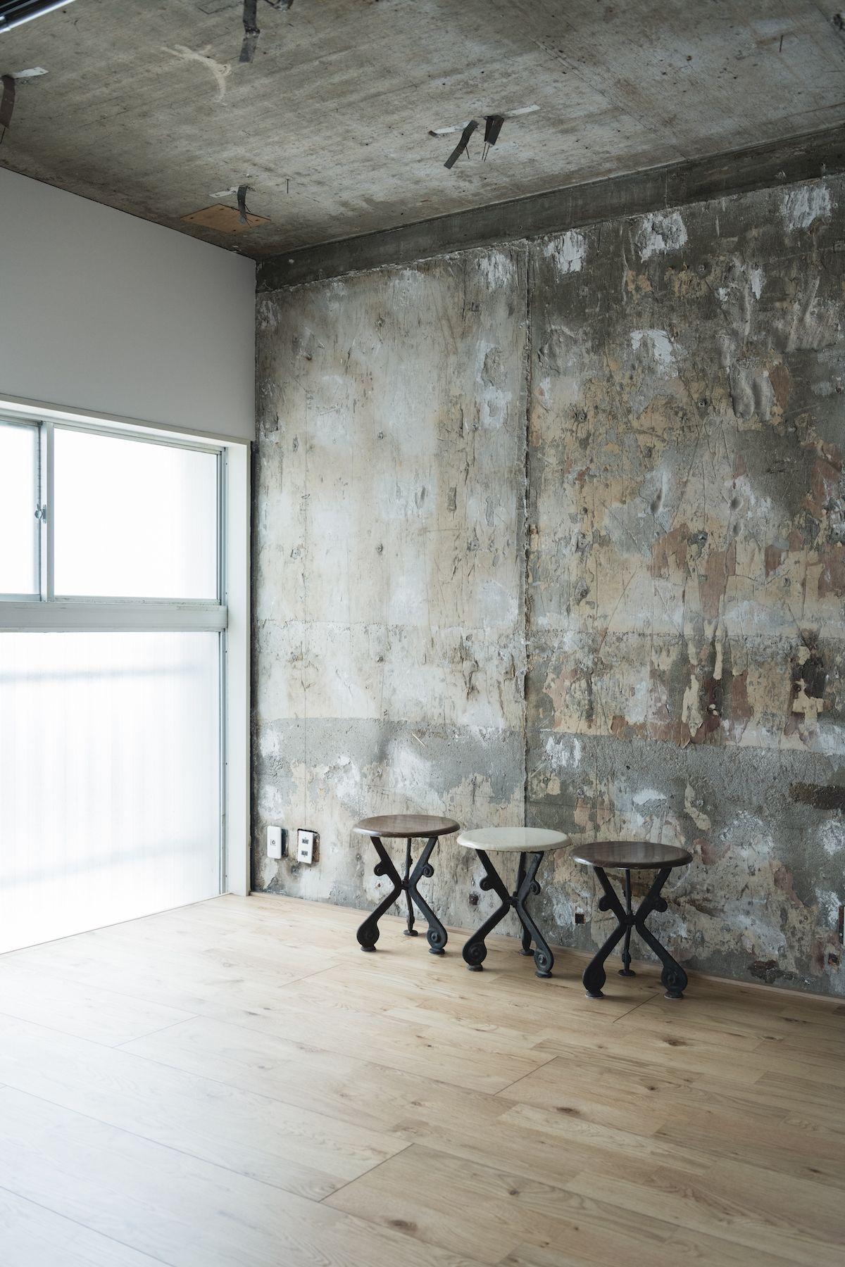Studio YOKOSHIRO  (スタジオ ヨコシロ)1F 家具の搬入もしやすい