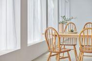 Haku Studio / W:3面採光の明るい空間