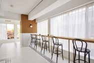 Haku Studio / W:CAFE