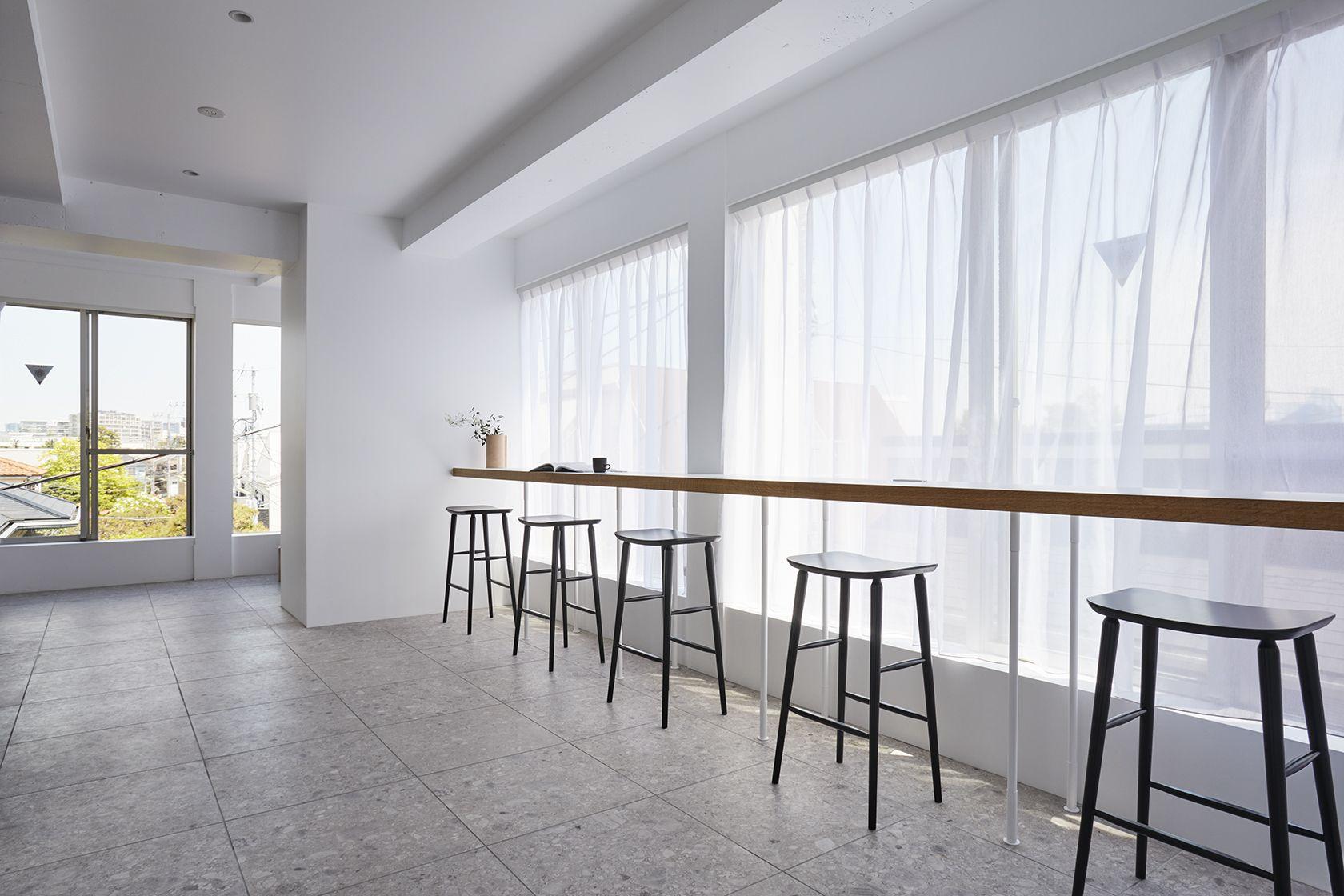 Haku Studio / SUNSCAFE