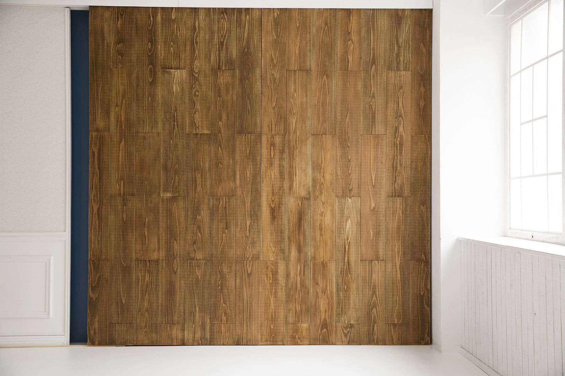 studio Mired(スタジオ ミレッド)パネル変更可能 木壁