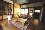 青い屋根の古民家スタジオ カマス邸:2つ目の和室