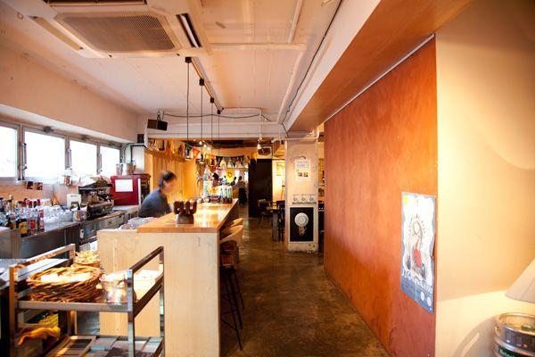 TOKYO FAMILY RESTAURANT/(トーキョーファミリーレストラン)カウンタースペース