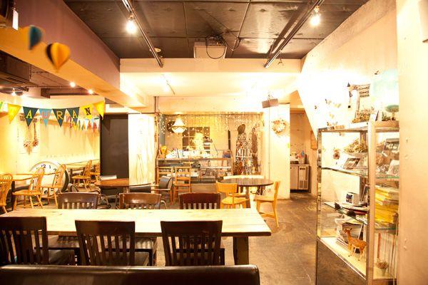 TOKYO FAMILY RESTAURANT/(トーキョーファミリーレストラン)店内