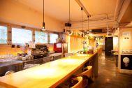 TOKYO FAMILY RESTAURANT/(トーキョーファミリーレストラン):カウンタースペース