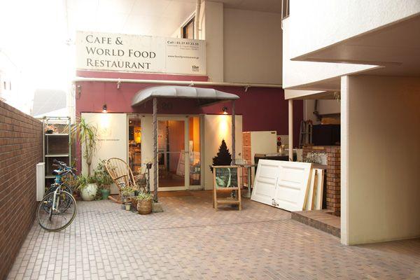 TOKYO FAMILY RESTAURANT/(トーキョーファミリーレストラン)外観