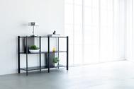 STUDIO FLYINGCAT (スタジオ フライングキャット):充実のメイク/控室/洗面エリア