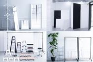 STUDIO FLYINGCAT (スタジオ フライングキャット):備え付けの家具や小物でアレンジ