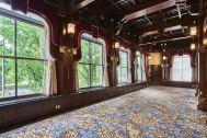ホテルニューグランド/ マネジメントスペース:フェニックスルーム 窓側緑抜け