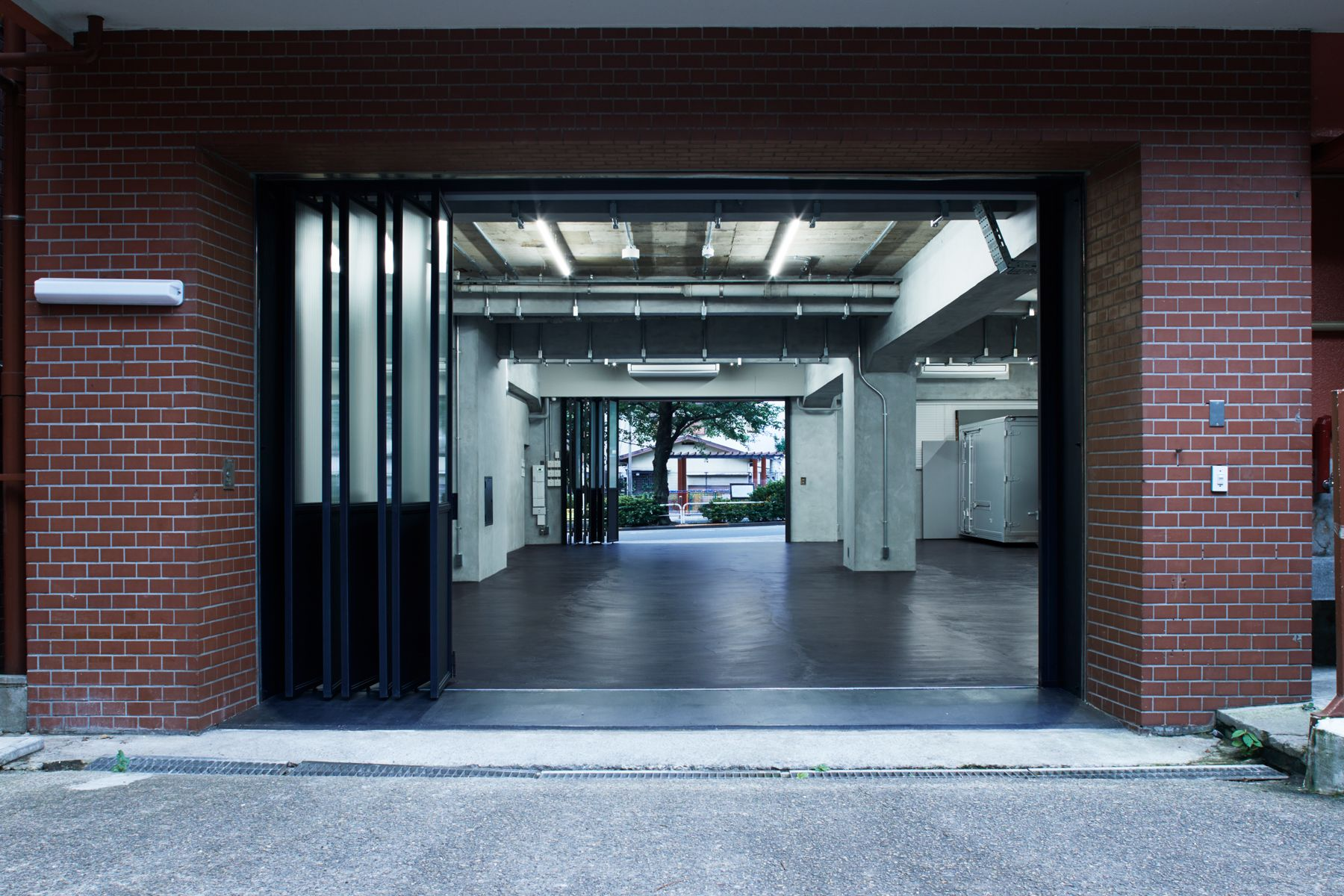 noru studio (ノル スタジオ)換気もしやすい設計