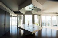 鴨川サーフィンハウス:メイン棟からの眺望
