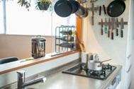 Home学芸大学 (Studio Licorneマネージメントスペース):5F リビング