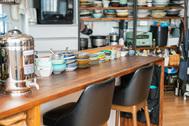 Home学芸大学 (Studio Licorneマネージメントスペース):5F キッチン
