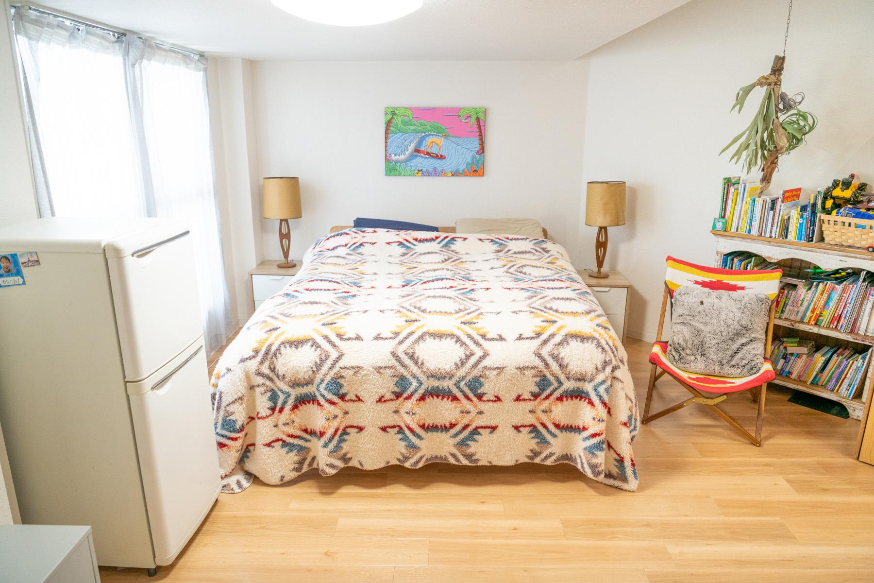Home学芸大学 (Studio Licorneマネージメントスペース)階段