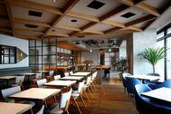 川崎キングスカイフロント東急REIホテル(トウキュウレイホテル):5Fレストラン