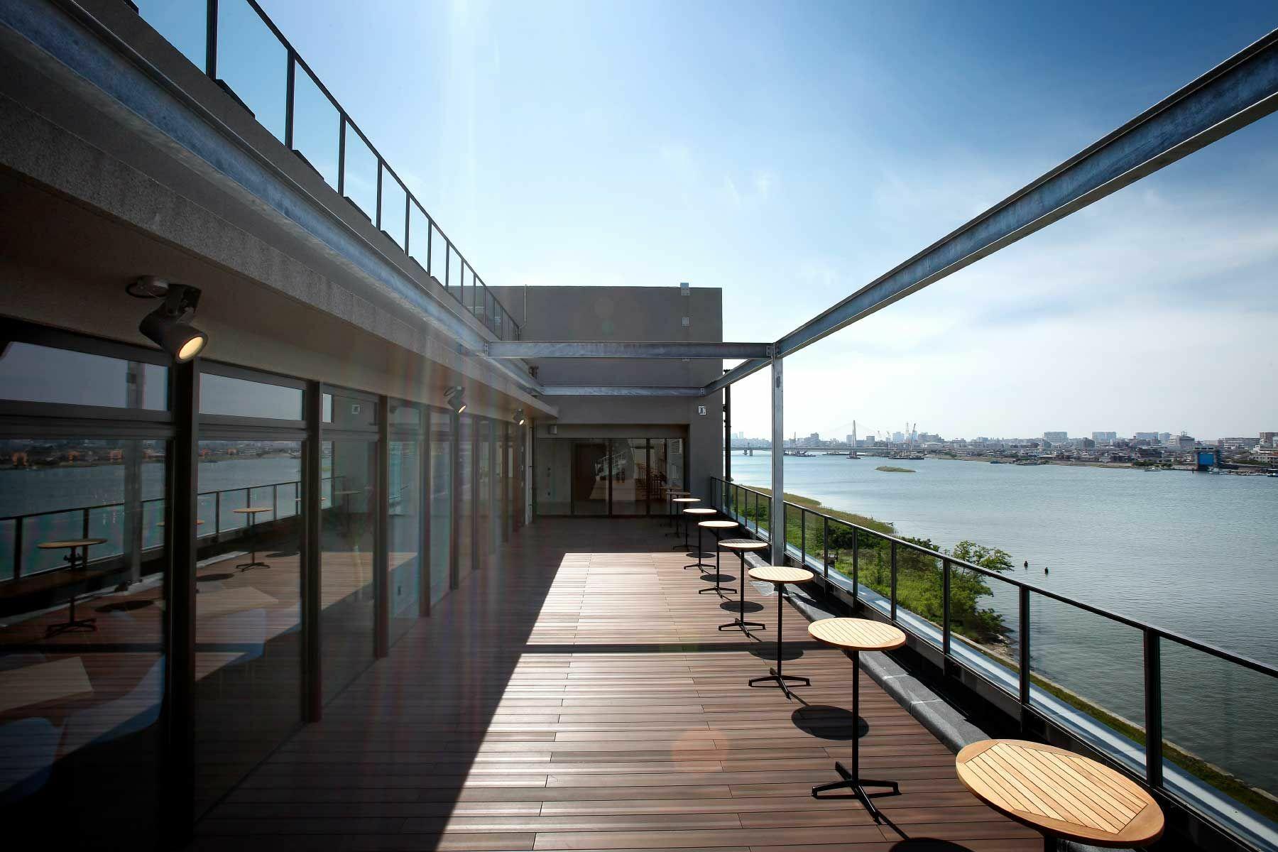 川崎キングスカイフロント東急REIホテル(トウキュウレイホテル)5Fレストラン