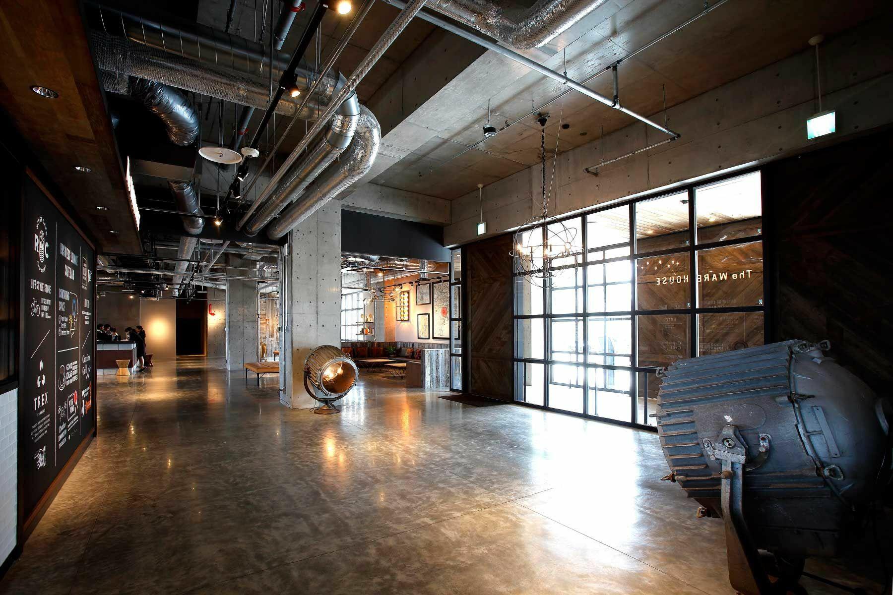 川崎キングスカイフロント東急REIホテル(トウキュウレイホテル)3Fエレベーターホール