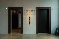 川崎キングスカイフロント東急REIホテル(トウキュウレイホテル):5Fエレベーターホール