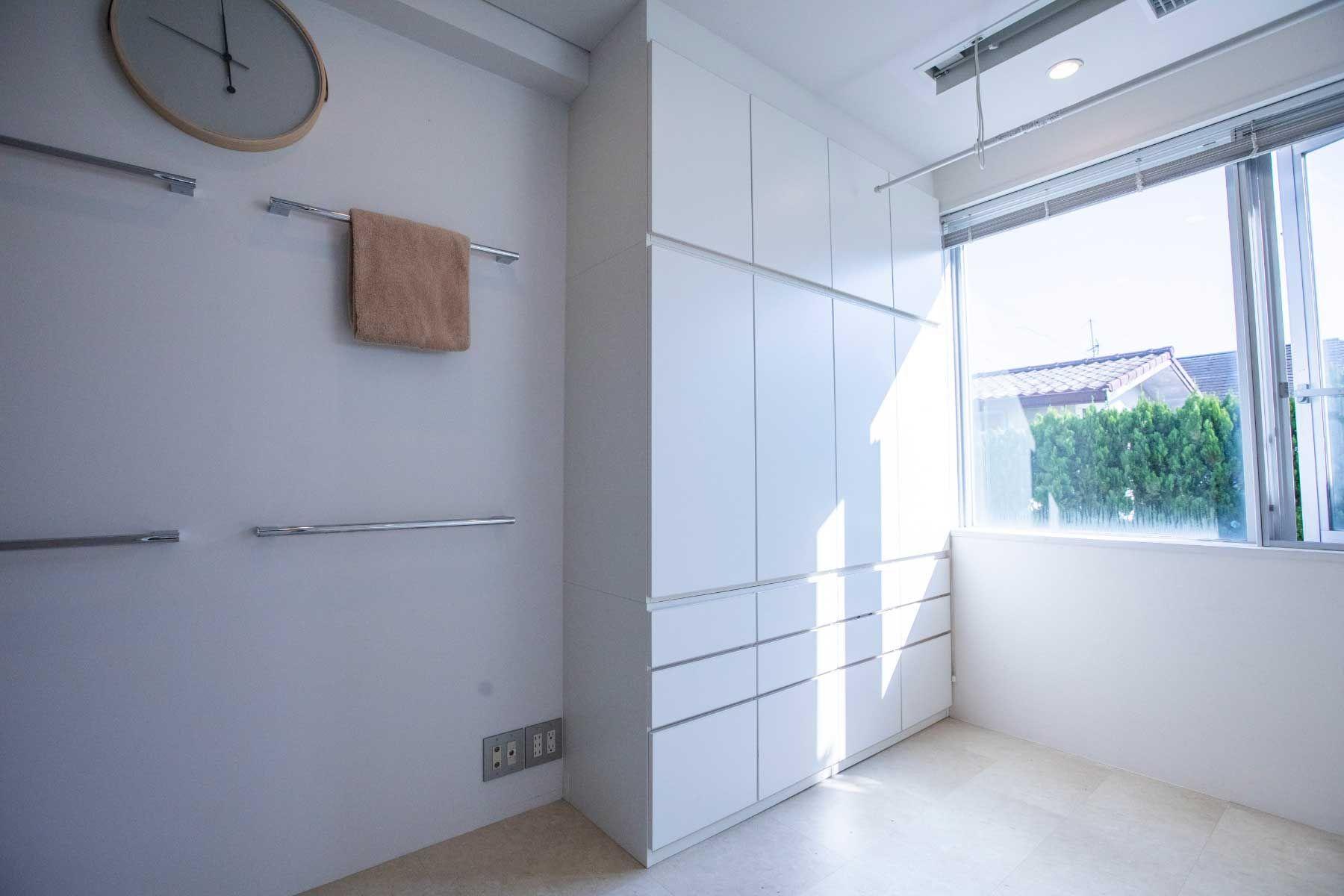 渋谷区西原ハウス /個人宅 (シブヤクニシハラハウス)洗面
