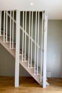 目黒本町テラスハウス:緑の扉がかわいい入り口