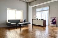 The Factory Aoyama Gaien (ザファクトリー青山外苑):自然光×白壁 生活シーンの撮影に
