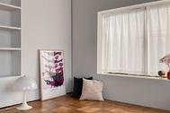 The Factory Aoyama Gaien (ザファクトリー青山外苑):床はフローリングとモルタルの2種