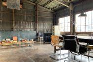 旧海岸第七スタジオ:バスケットゴールまで