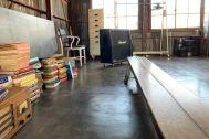 旧海岸第七スタジオ:手にとりたくなるプロップ