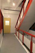 旧海岸第七スタジオ:階段