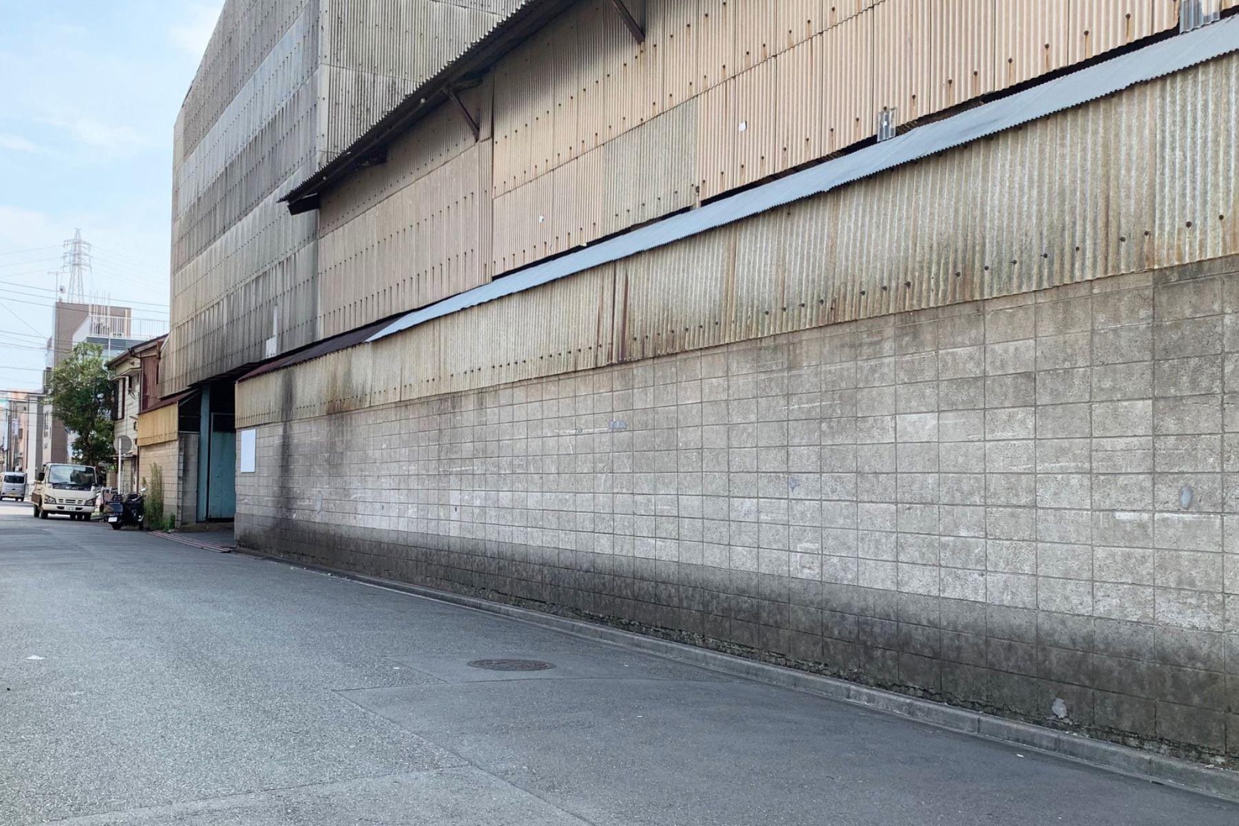 旧海岸第七スタジオ近隣スポット