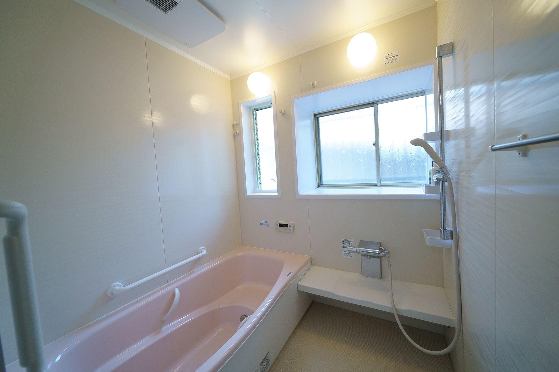 NORMAN HOUSE 馬込1F 浴室
