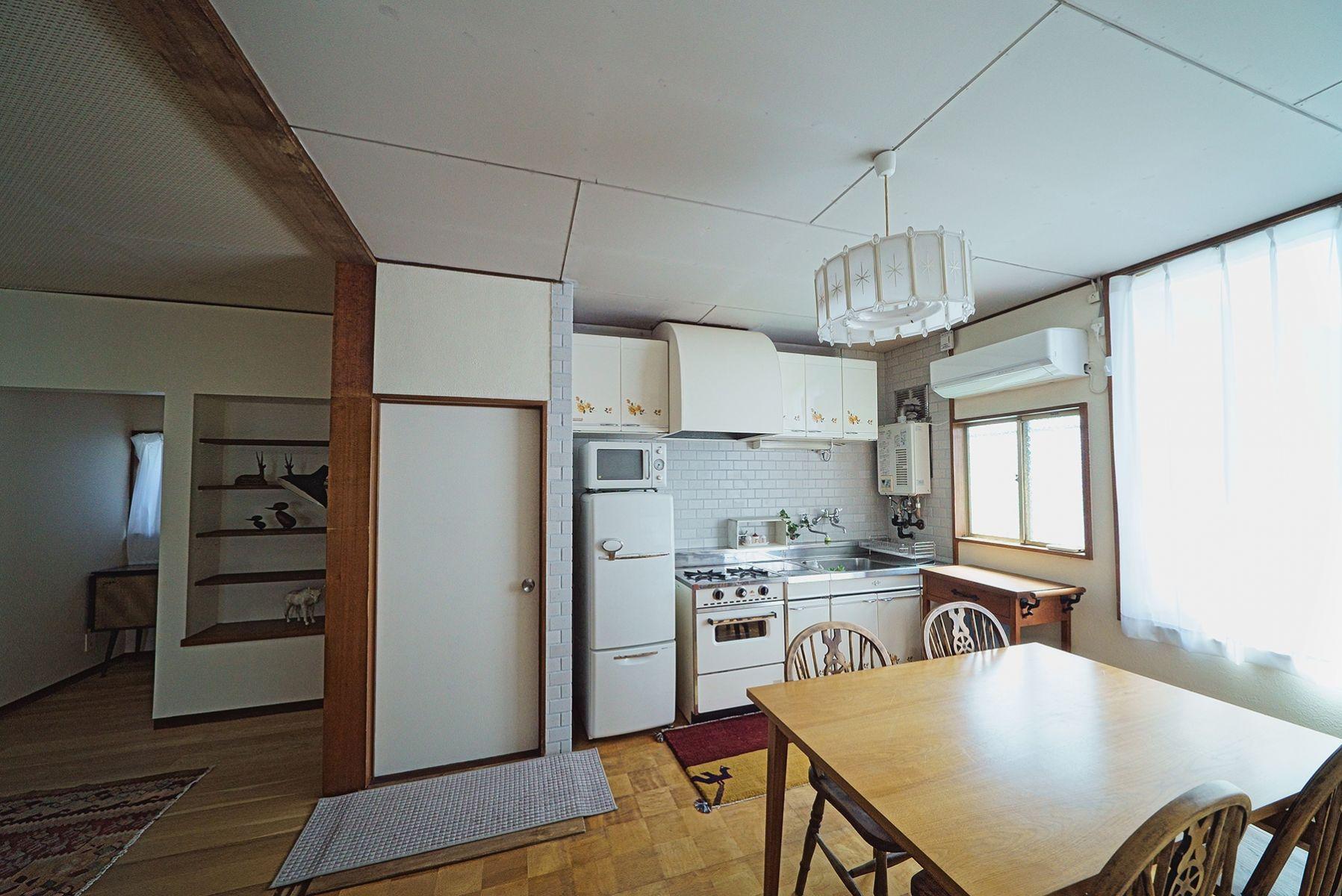 NORMAN HOUSE 馬込2F キッチン