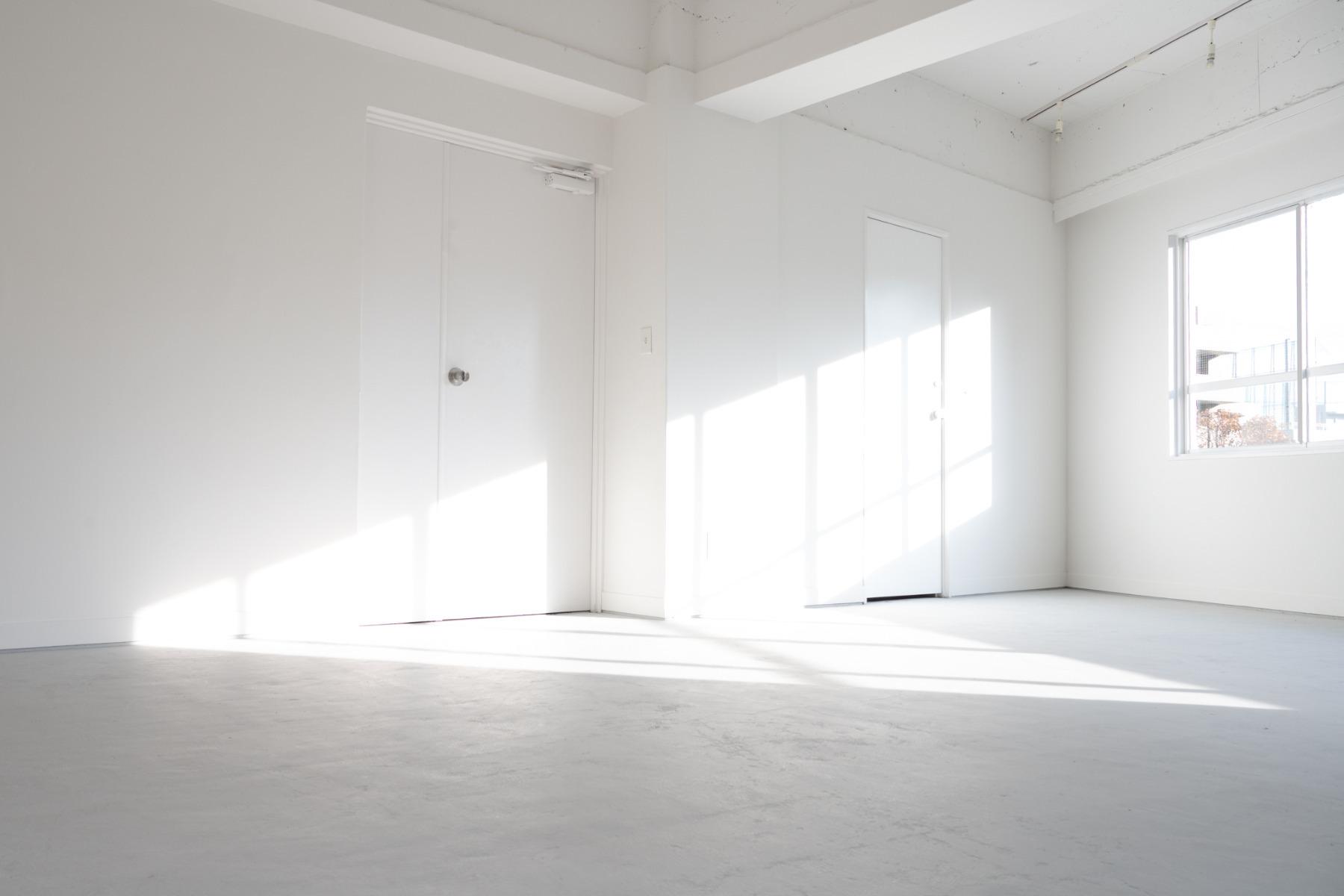 スタジオClara (スタジオクララ)2種類の床