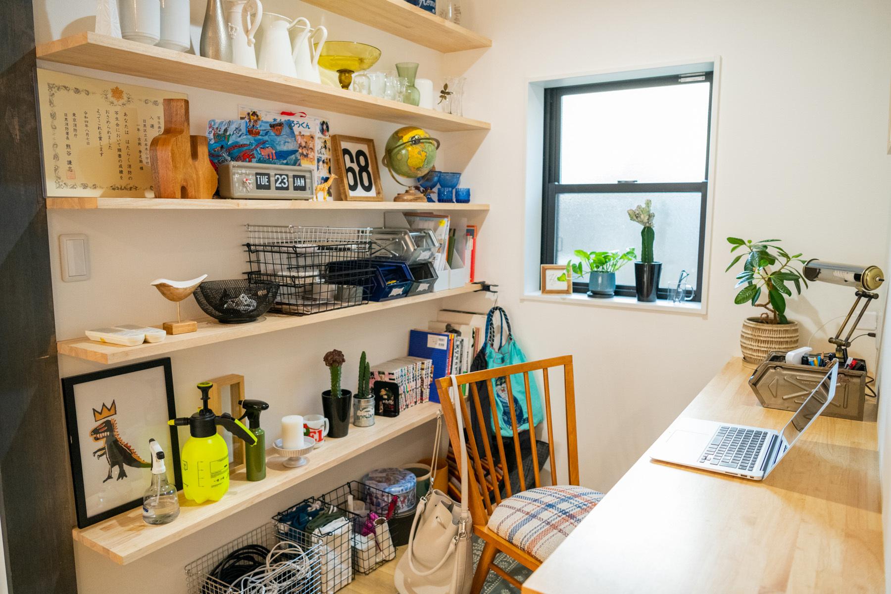 Home砧 (Studio Licorneマネージメントスペース)