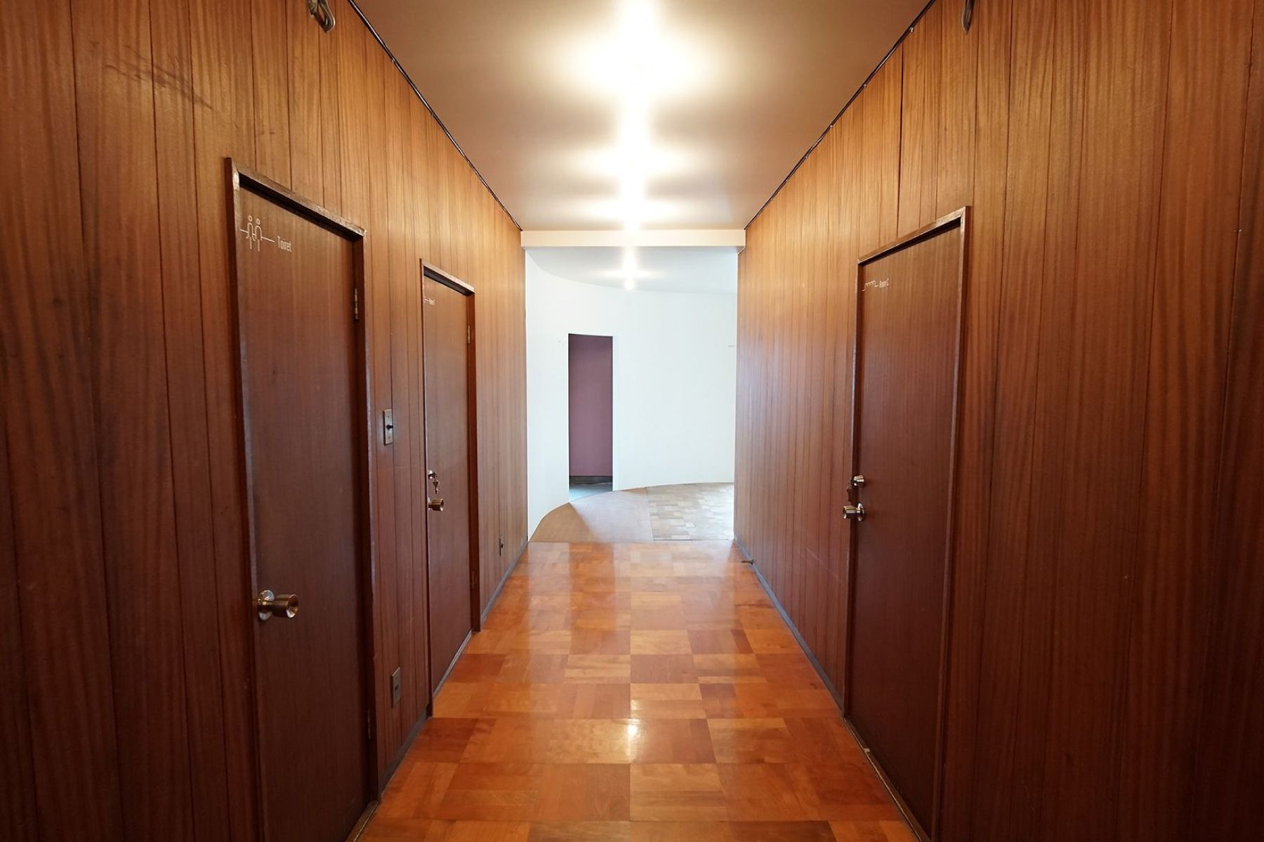 南太田ブランチ/シェアアトリエ屋上 129㎡の開放感