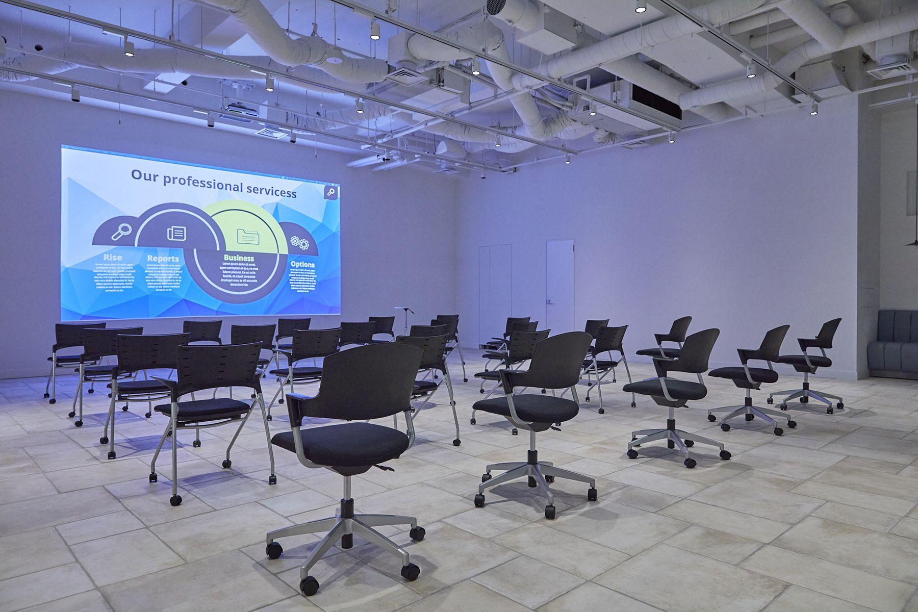 STUDIO DA VINCI C-studio (スタジオ ダヴィンチ シースタジオ)カウンターを移動して受付に