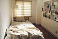 studio B (スタジオ ビー):1F ベッドルーム